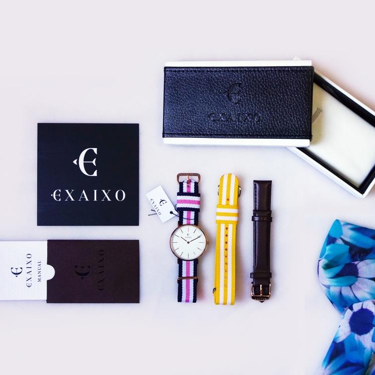 Relógios minimalistas versáteis